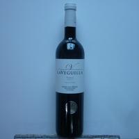 Paëlla à domicile - Vin rouge Laveguilla