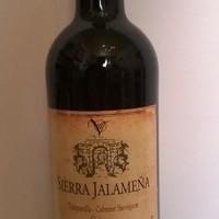 Paëlla à domicile - vina Sierra Jalamena