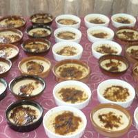 Paëlla à domicile  - Desserts